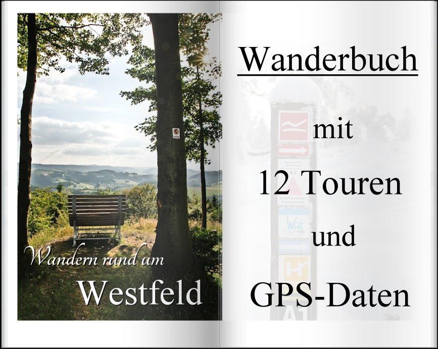 Buch mit Wandertouren